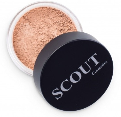 Scout Cosmetics Foundation Mineral Powder Sunset 8g