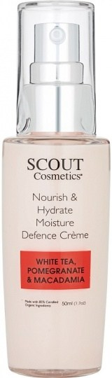 Scout Cosmetics Moisture Defence Creme 50ml