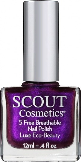 Scout Cosmetics Nail Polish Vegan All Apologies 12ml