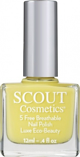 Scout Cosmetics Nail Polish Vegan All Star 12ml