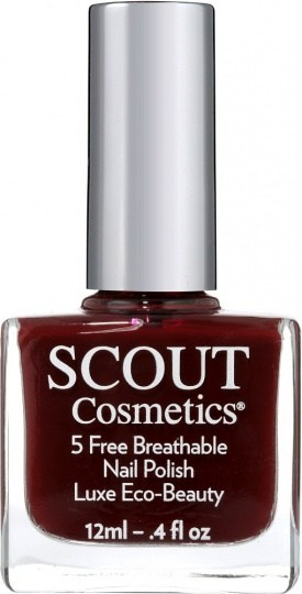 Scout Cosmetics Nail Polish Vegan Eternal Flame 12ml