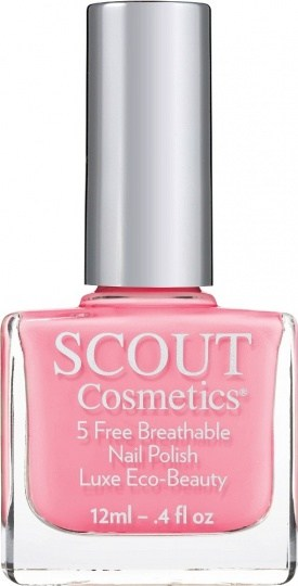 Scout Cosmetics Nail Polish Vegan Luscious 12ml