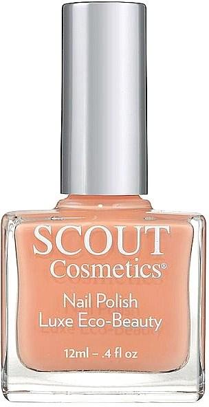 Scout Cosmetics Nail Polish Vegan Peach Pony 12ml