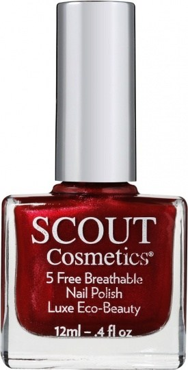 Scout Cosmetics Nail Polish Vegan Shake It 12ml