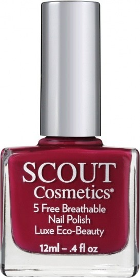 Scout Cosmetics Nail Polish Vegan Spice Up Your Life 12ml