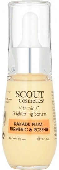 Scout Cosmetics Serum Vitamin C Brightening 30ml