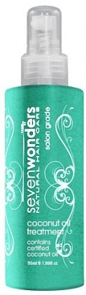 Seven Wonders Organic Coconut Oil Treatment 50ml