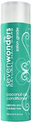 Seven Wonders Organic Coconut Treatment Conditioner 250ml