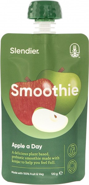 Slendier Apple a Day Smoothie 6x120g