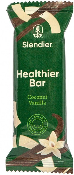 Slendier Coconut & Vanilla Bar 4x40g JAN22