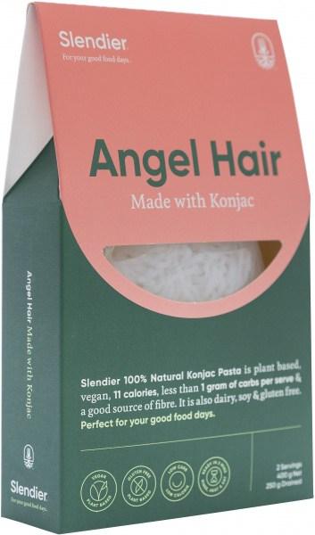 Slendier Pasta Angel Hair Style Gluten Free 400g