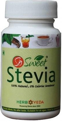 So Sweet Stevia Pure Stevia Extract 10g bottle