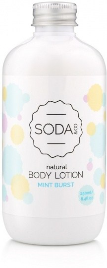 SODA & Co Mint Burst Body Lotion 250ml