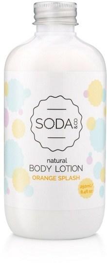 SODA & Co Orange Splash Body Lotion 250ml