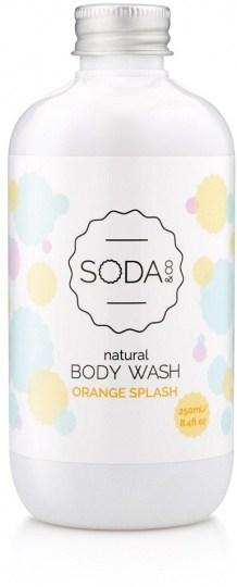 SODA & Co Orange Splash Body Wash 250ml