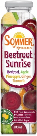 Sommer Naturals Beetroot Sunrise 12x300ml