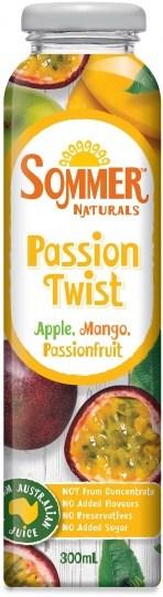 Sommer Naturals Passion Twist 12x300ml
