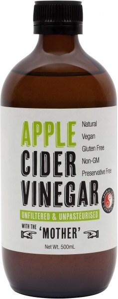 Spiral Apple Cider Vinegar  500ml
