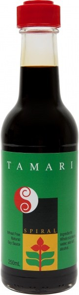 Spiral Genuine Tamari Sauce  250ml