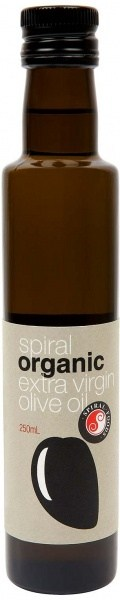Spiral Organic Extra Virgin Olive Oil (Spain)  250ml