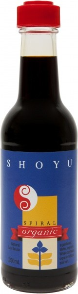 Spiral Organic Shoyu Sauce 250ml