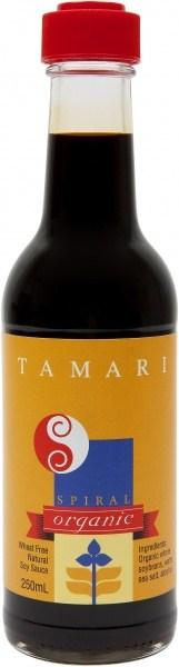 Spiral Organic Tamari Sauce  250ml