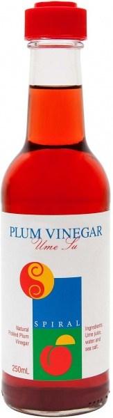 Spiral Plum Vinegar  250ml