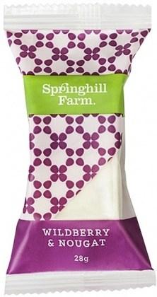 Springhill Farm Widberry & Nougat Wrapped Bites 27x28g