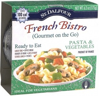 St Dalfour Gourmet Pasta&Vegetable Meal 175g