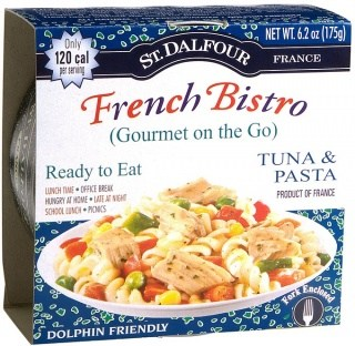St Dalfour Gourmet Tuna&Pasta Meal 175g OCT16