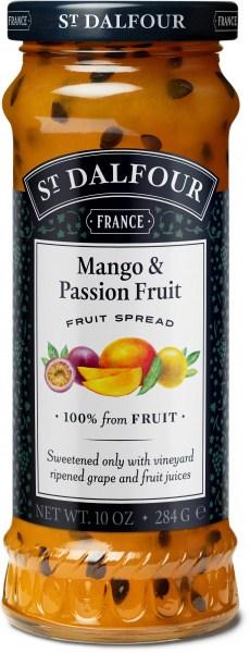 St Dalfour Mango & Passionfruit Fruit Spread 284g