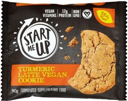 Start Me Up Turmeric Latte Vegan Cookie 90g