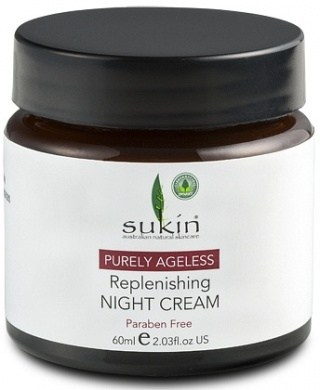 Sukin Ageless Replenishing Night Cream 60ml