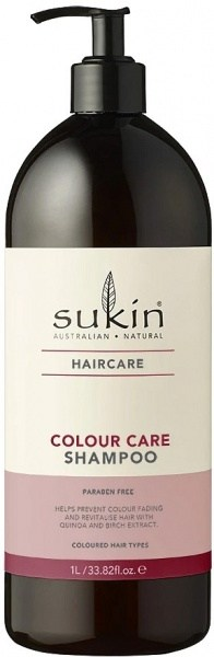 Sukin Colour Care Shampoo 1L