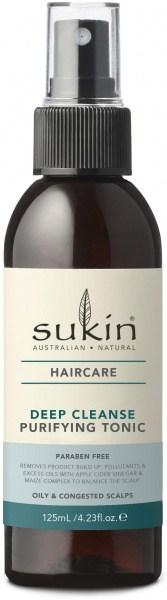 Sukin Deep Cleanse Purifying Tonic 125ml Spray
