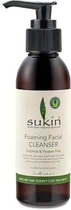 Sukin Foaming Facial Cleanser Pump 125ml