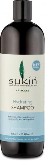 Sukin Hydrating Shampoo 500ml Cap