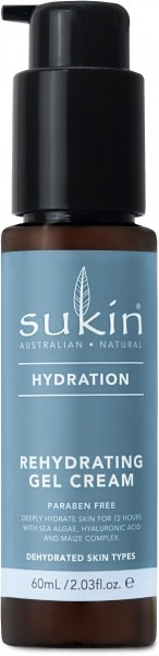 Sukin Hydration Rehydrating Gel Cream 60ml