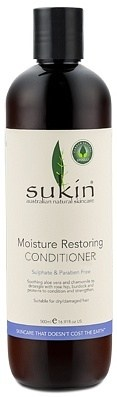Sukin Moisture Restoring Conditioner Cap 500ml