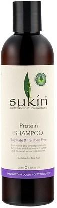 Sukin Protein Shampoo Cap 250ml