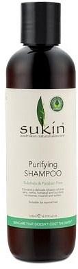 Sukin Purifying Shampoo Cap 500ml
