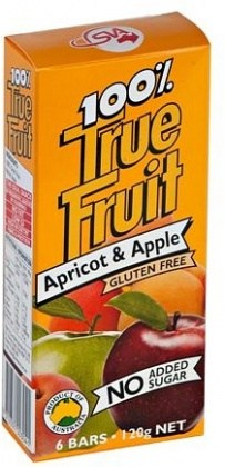 Sun Valley Apricot & Apple Multi pack  120 gm