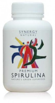Synergy Spirulina Vegicaps 500mg x 500caps