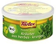 Tartex Pates Organic Herb  125gm Can