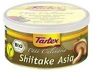 Tartex Pates Organic Shitaki Mushroom  125gm Can