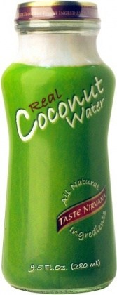 Taste Nirvana Real Coconut Water  12x280ml bottles