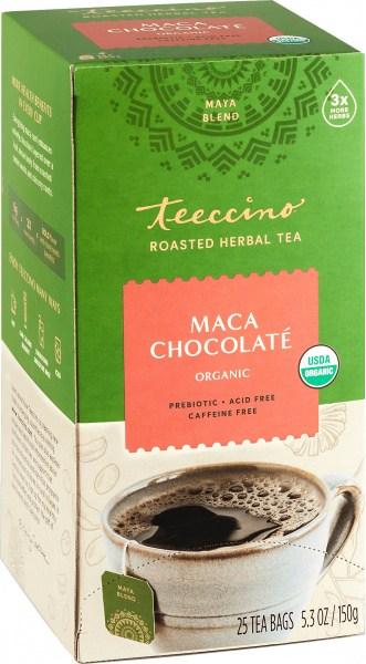 Teeccino Maca Chocolate 25Teabags 150g