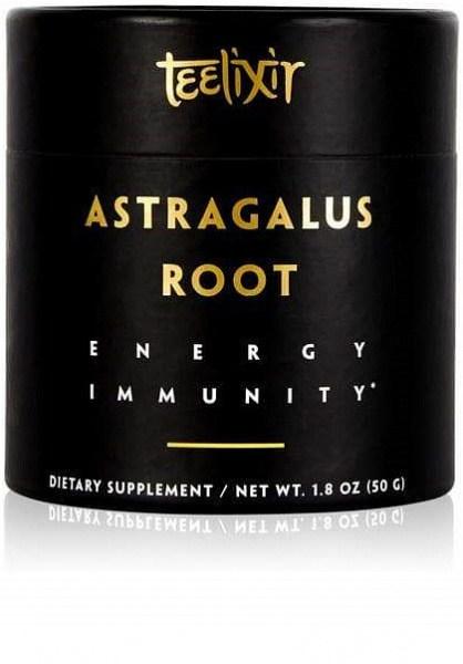 Teelixir Astragalus Root Powder Energy Immunity  50g