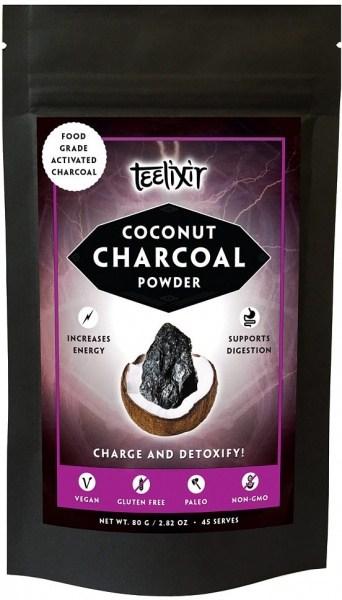 Teelixir Coconut Charcoal Powder 80g