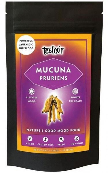 Teelixir Macuna Pruriens Powder 50g